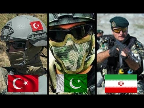 How Powerful are Muslim Countries 2020 | Top 5 Military from YouTube · Duration:  7 minutes 1 seconds