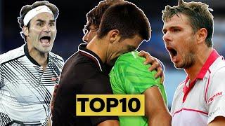 ATP Best Tennis Matches (2010-2019)ᴴᴰ