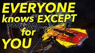 Top 5 Things Everyone Knows Except for You | Elite Dangerous