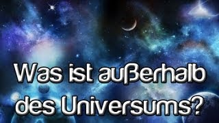 Wo ist das Ende des Universums?
