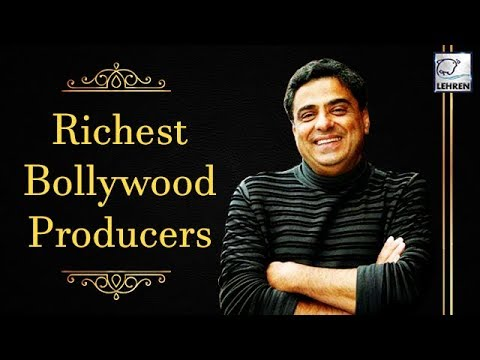 Top 9 Richest Producers In Bollywood | LehrenTV