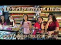 A Friendly Group Of Girls : 2018 Angeles City, Philippines