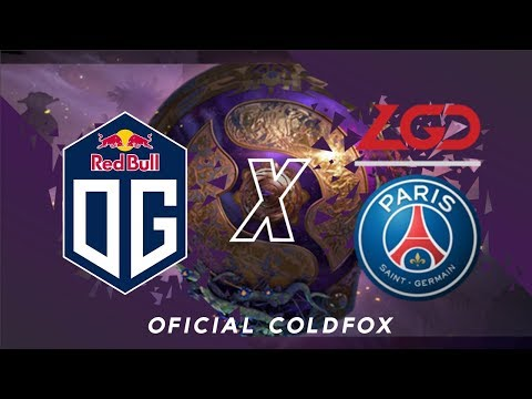 [PT-BR] OG vs PSG.LGD - The International 9 - FINAL UPPER