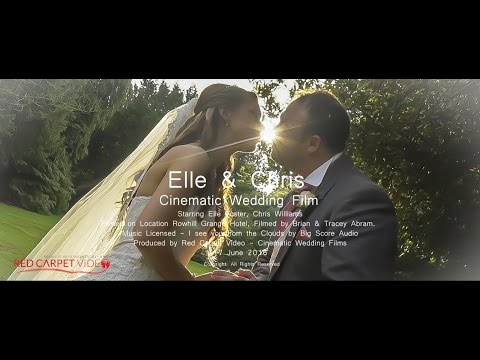 Elle & Chris Wedding Trailer - Rowhill Grange Hotel & Spa
