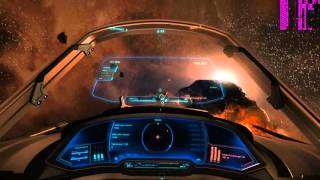 Star Citizen with Steam controller - round 2