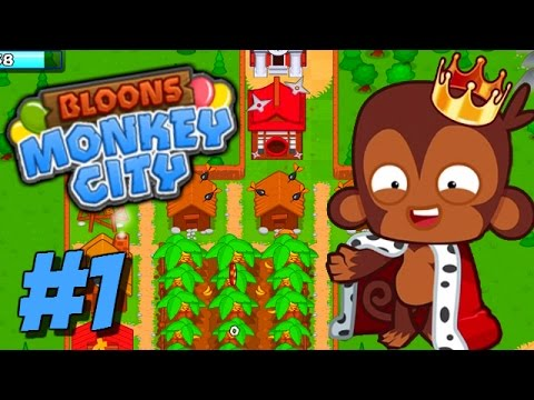 AMAZING *NEW* BLOONS GAMEPLAY!