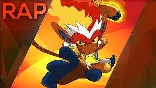 Rap de Infernape EN ESPAÑOL (Pokemon) - Shisui :D - Rap tributo n° 44