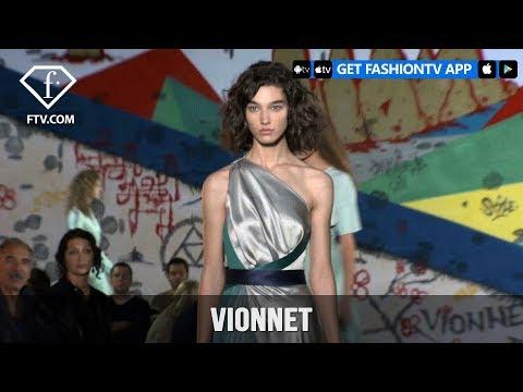 Milan Fashion Week Spring/Summer 2018 - Vionnet | FashionTV