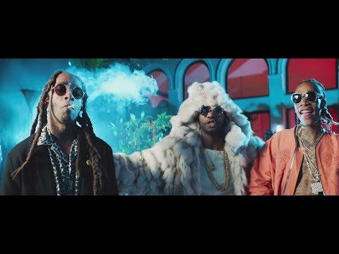 Juicy J - Ain't Nothing ft. Wiz Khalifa, Ty Dolla $ign (Lyrics)