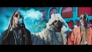 Video Juicy J - Ain't Nothing ft. Wiz Khalifa, Ty Dolla $ign (Lyrics) download MP3, 3GP, MP4, WEBM, AVI, FLV Agustus 2018