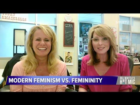 "Bill Whittle's Hot Mic | ""Chicks On The Right:"" Modern Feminism vs. Femininity - 8/21/17"