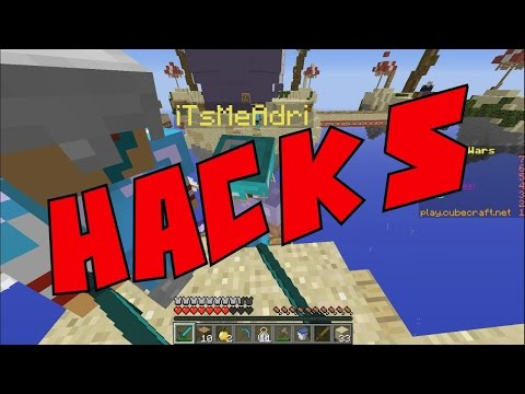 ¿HACKERS EN CUBECRAFT?