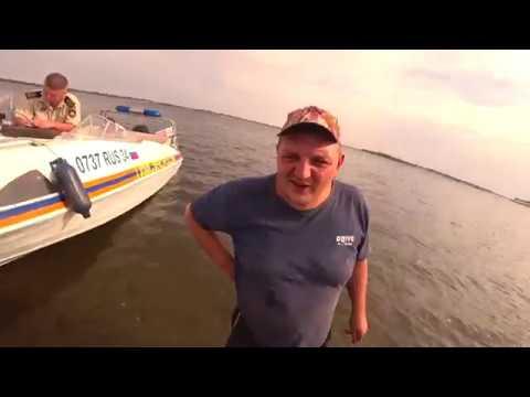 Штраф 1000 рублей на двоих....за шикарную рыбалку!!!!!