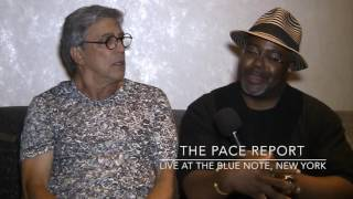 "The Pace Report: ""Ivan Lins: Up Close and Personal"" The Ivan Lins Interview"