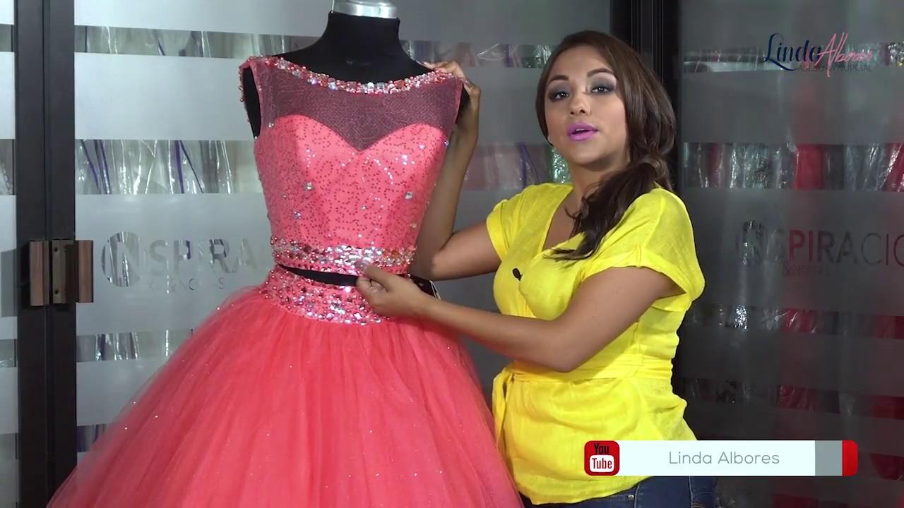 Vestidos De 15 Anos Modernos: CROP TOP PARA QUINCEAÑERAS