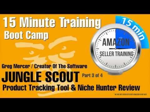 jungle scout niche hunter review