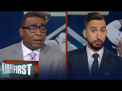 Is Dak Prescott the Cowboys franchise quarterback? Cris and Nick discuss | NFL | FIRST THINGS FIRST