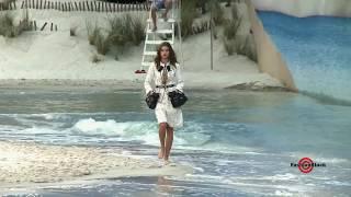 Chanel SS2019 Collection Runway Fashion @ Grand Palais , Paris FW - 1 MIN