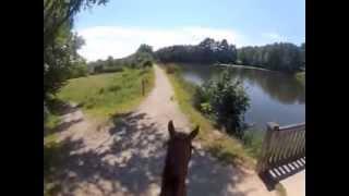Blackstone River Trail Ride - Part 1: Scenic
