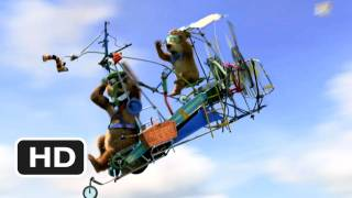 Yogi Bear #7 Movie CLIP - Check the Safety Manual (2010) HD