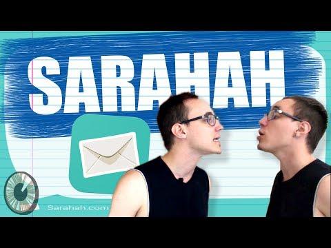 RESPONDENDO MEU SARAHAH