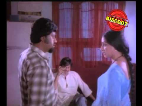 Ibbani Karagitu Kannada Movie Dialogue Scene Ananth Nag Lakshmi