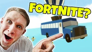 FORTNITE I ROBLOX?! - Dansk Roblox: Fortnite Battle Royale Island