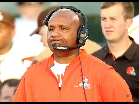 Cleveland Browns are better, will Hue Jackson improve? -- Terry Pluto