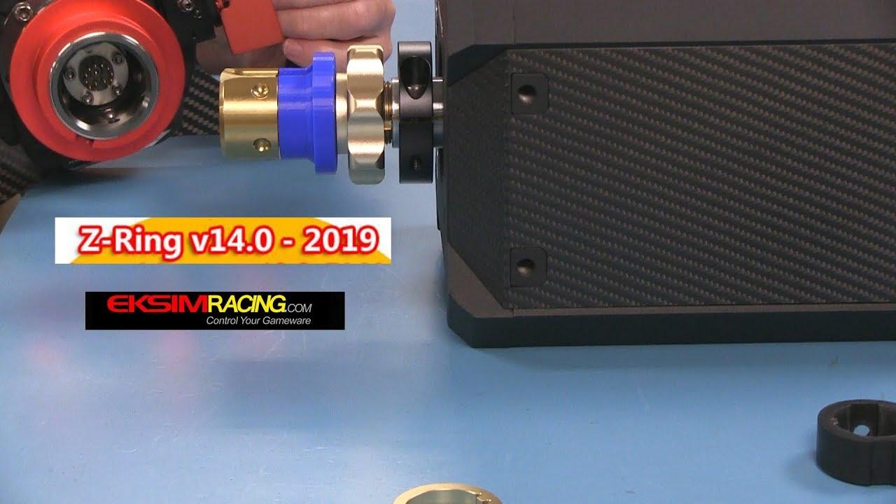 Z-Ring Podium Wheelbase QR Flex Reducer Review