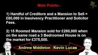 Liquidation Caution in the UK With Kevin Lucas and Andrew Middleton