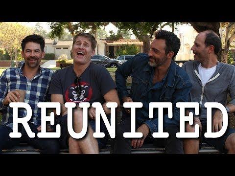 MY BOYS Reunion in the Burbs with Reid Scott, Kyle Howard and Michael Bunin