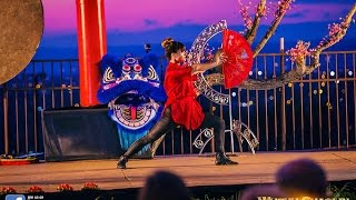 Female Chinese Fan & Ribbon Dance - The Kunoichi 2016