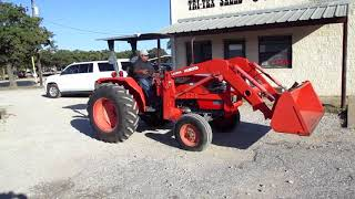 2003 KUBOTA M5700 For Sale