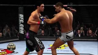 UFC Undisputed 2010 demo gameplay
