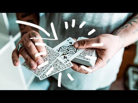 POPOUT CARD TRICK! - TUTORIAL (Sandwich)