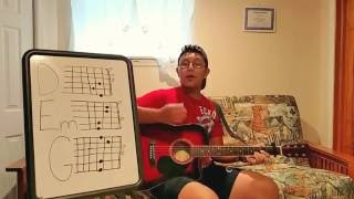 guitar lesson may we all florida georgia line