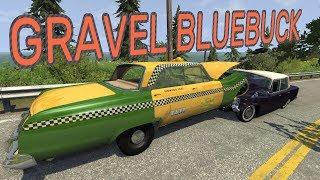 BeamNG.drive - Gavril Bluebuck FINALLY REVIEWED!