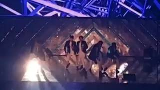 PRODUCE 101 FINAL CONCERT - 'BE MINE' PERFORMANCE