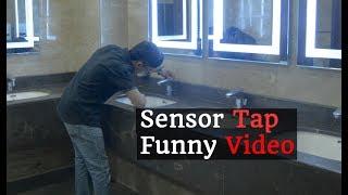 Sensor Tap || Funny Video | Chottou Ki Vines