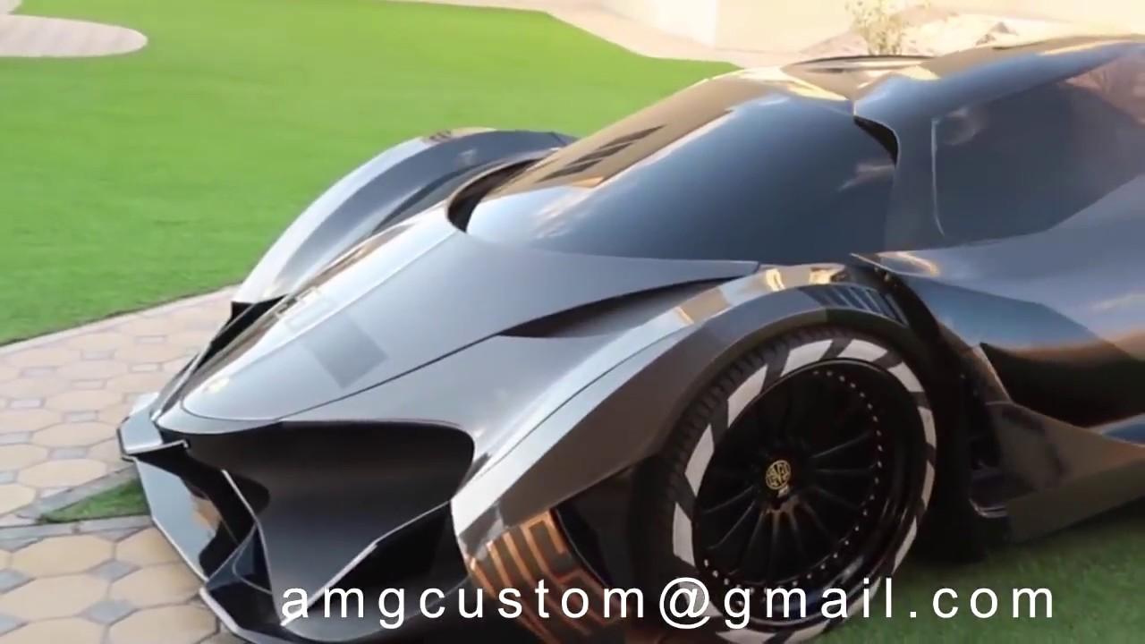 Lamborghini Terzo Millennio Replica
