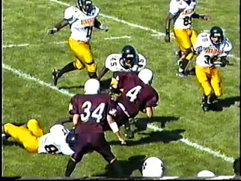 Aquinas Institute High School Football 2001 Season Highlights