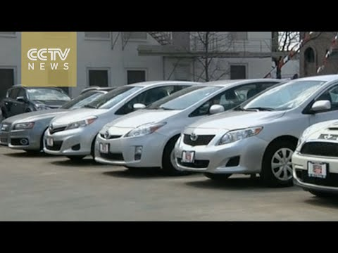More than 140,000 Toyota vehicles recalled in China
