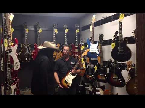 Visiting Replay Music shop in Tampa FL