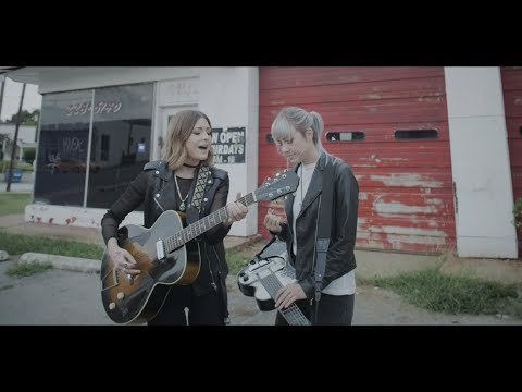 Larkin Poe | Bleach Blonde Bottle Blues (Official Video)