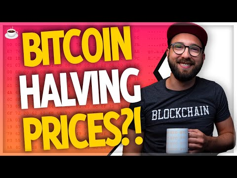 Bitcoin Halving Price Prediction, Chainlink, Uber Fail, and more (Crypto Over Coffee ep.14)