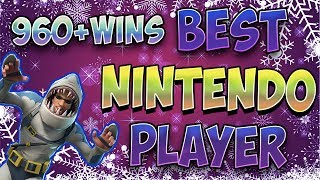 Fortnite Best Nintendo Switch Player 960+ Wins (SOLOS & PLAYING YOUR CREATIVE GAMES)