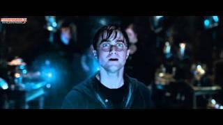 『ハリー・ポッターと死の秘宝 PART2』レストレンジ金庫Clip-Harry Potter7 Prt2