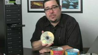 Lightscribe Direct Disc Printing explained by cdrom2go.com