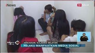 Polisi Ungkap Jaringan Prostitusi Online Anak di Bawah Umur di Makassar - iNews Siang 19/09