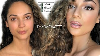 MAC COSMETICS Tutorial | ONE Look, Brand & Model